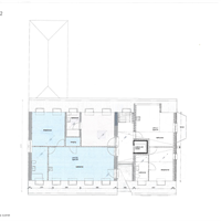 grondplan 2e verdieping